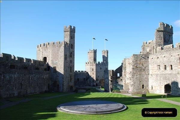 2018-10-10 Caernarfon Castle.  (24)023