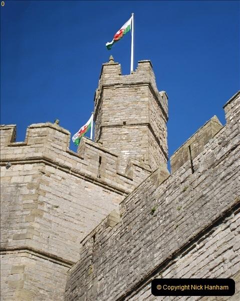 2018-10-10 Caernarfon Castle.  (31)030