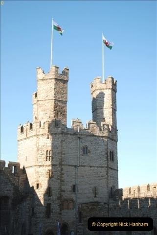 2018-10-10 Caernarfon Castle.  (13)012