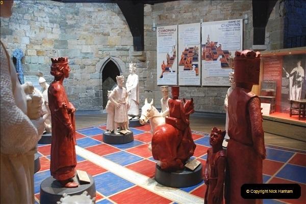 2018-10-10 Caernarfon Castle.  (14)013