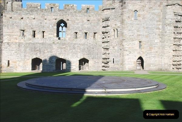2018-10-10 Caernarfon Castle.  (27)026
