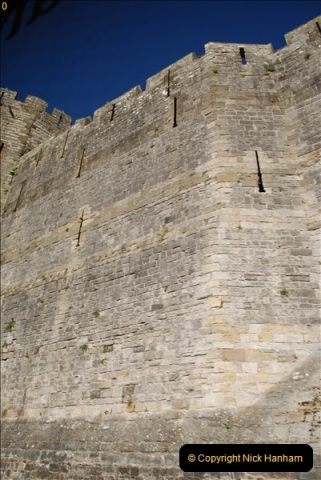 2018-10-10 Caernarfon Castle.  (30)029