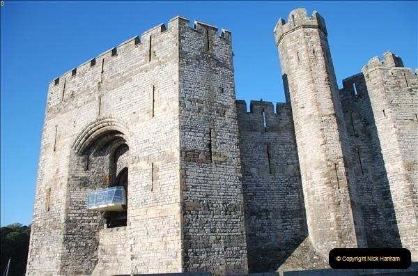 2018-10-10 Caernarfon Castle.  (3)003