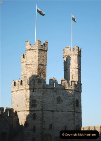 2018-10-10 Caernarfon Castle.  (6)006