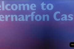 2018-10-10 Caernarfon Castle.  (2)002
