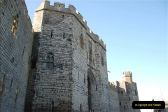 2018-10-10 Caernarfon Castle.  (4)004
