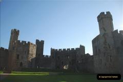 2018-10-10 Caernarfon Castle.  (5)005