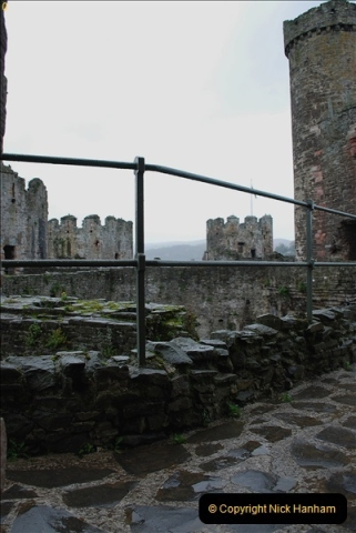2018-10-12 At Conwey Castle. (64)064