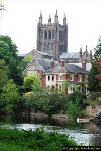 2016-05-09 Hereford, Herefordshire.  (142)143
