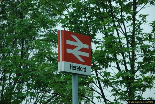 2016-05-09 Hereford, Herefordshire.  (40)040