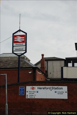 2016-05-09 Hereford, Herefordshire.  (42)042
