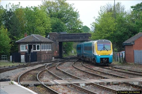 2016-05-09 Hereford, Herefordshire.  (81)081