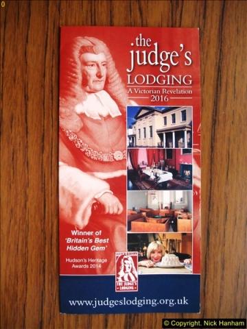 2016-05-13 Judge's Lodging at Presteigne, Powys, Wales.(2)002