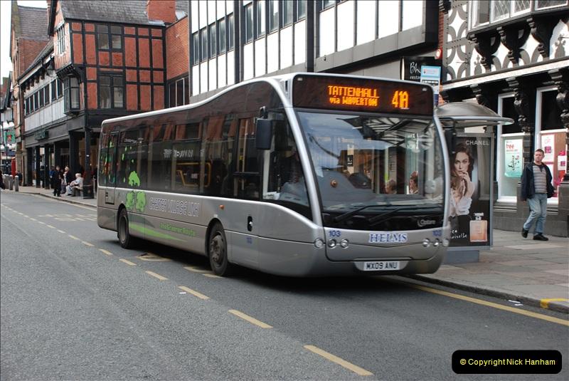 2009-10-21 Chester, Cheshire.  (22)057