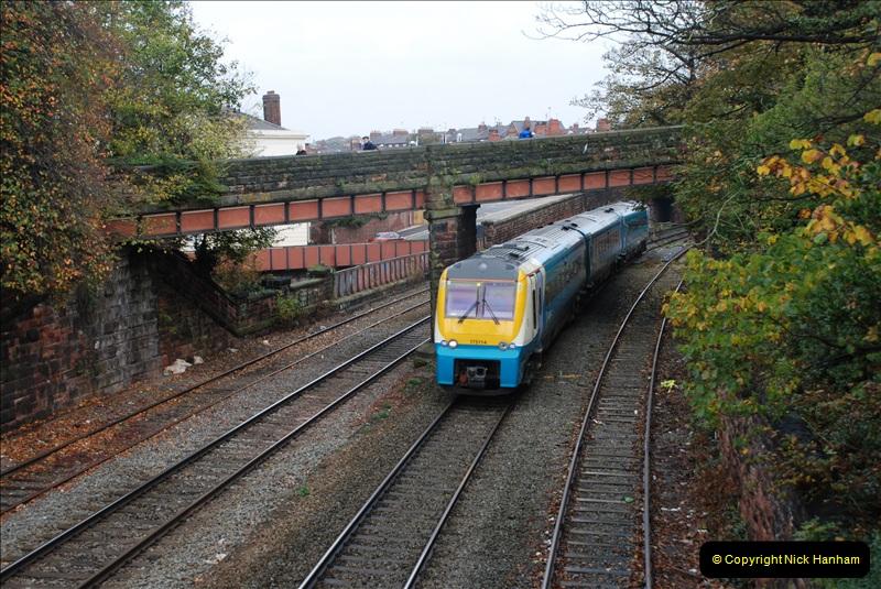 2009-10-21 Chester, Cheshire.  (5)040