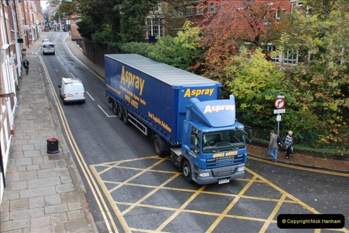 2009-10-21 Chester, Cheshire.  (9)044