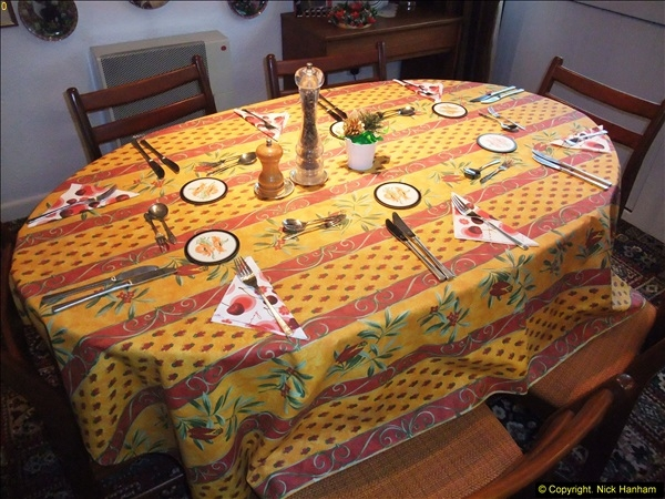 2014-12-31 & 2015-01-01 New Year Party food preparation.  (104)104