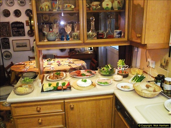 2014-12-31 & 2015-01-01 New Year Party food preparation.  (106)106