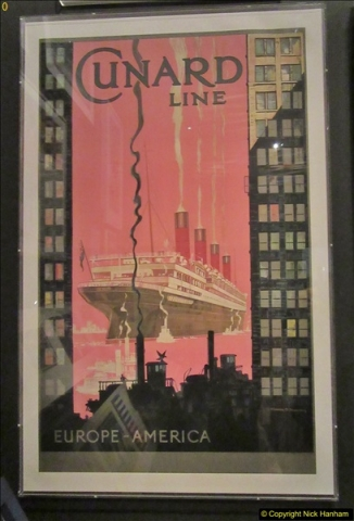 2018-06-08 Ocean Liners - Speed & Style At the V&A London. (21)021