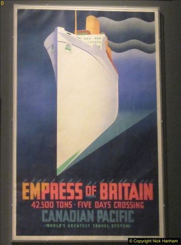 2018-06-08 Ocean Liners - Speed & Style At the V&A London. (23)023