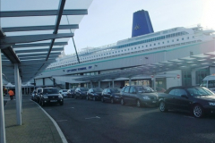 2015-12-09 Southampton and P&O Oriana. (5)005