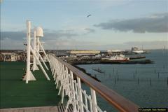2015-12-09 Southampton and P&O Oriana. (72)072