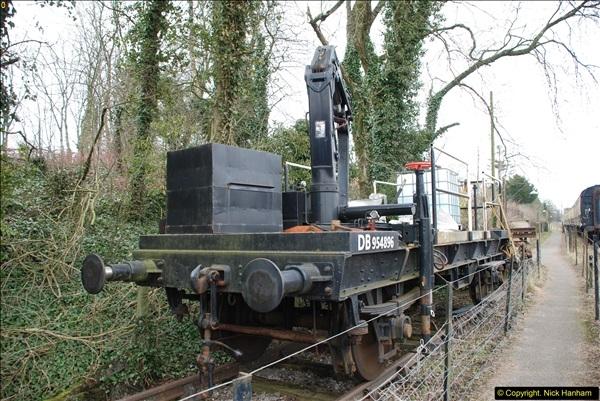 2016-03-18 East Somerset Railway, Cranmore, Somerset.  (20)20