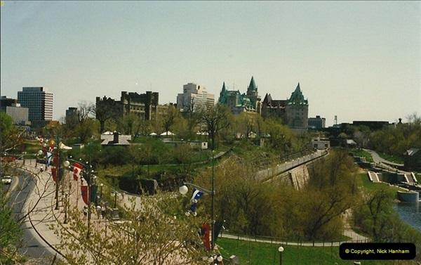 1992 May. Ottawa, Canada.  (9)09