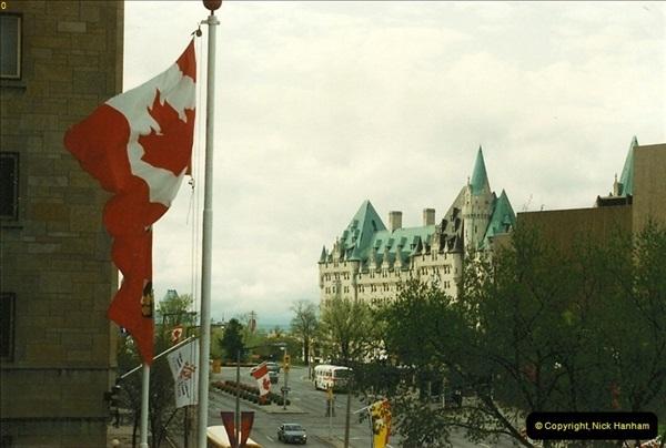 1992 May. Ottawa, Canada.  (46)46