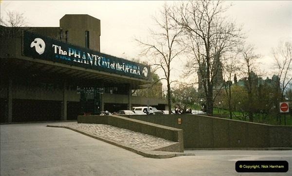 1992 May. Ottawa, Canada.  (60)60