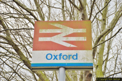 Oxford (Rail) 29 March 2018