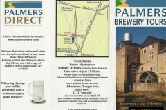 Palmers Brewery Bridport Dorset 08 May 2013