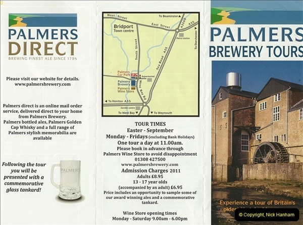 2013-05-08 Visit to Palmers Brewery, Bridport, Dorset. (1)001