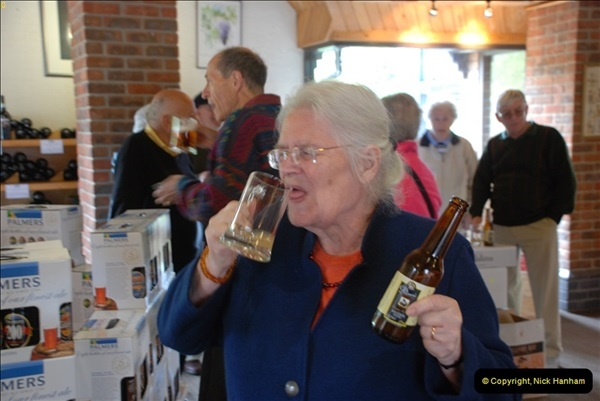 2013-05-08 Visit to Palmers Brewery, Bridport, Dorset. (102)102