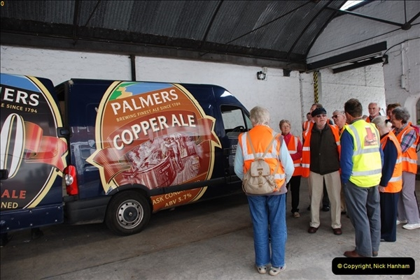2013-05-08 Visit to Palmers Brewery, Bridport, Dorset. (15)015
