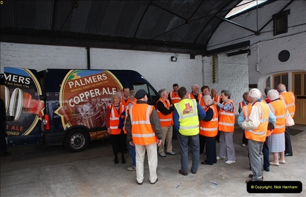 2013-05-08 Visit to Palmers Brewery, Bridport, Dorset. (17)017