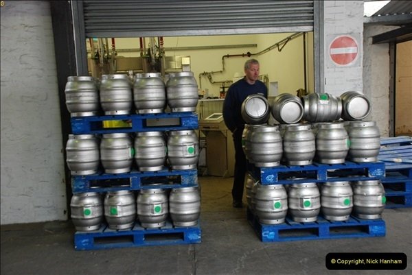 2013-05-08 Visit to Palmers Brewery, Bridport, Dorset. (20)020