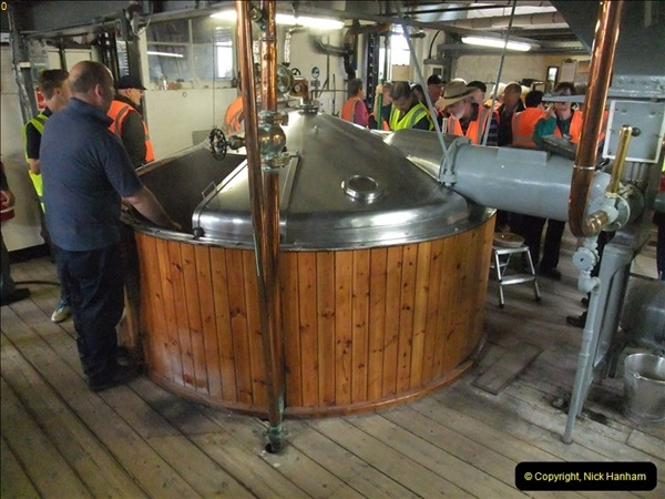 2013-05-08 Visit to Palmers Brewery, Bridport, Dorset. (47)047