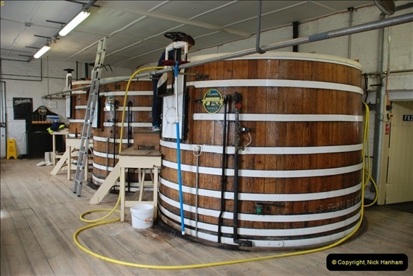 2013-05-08 Visit to Palmers Brewery, Bridport, Dorset. (78)078