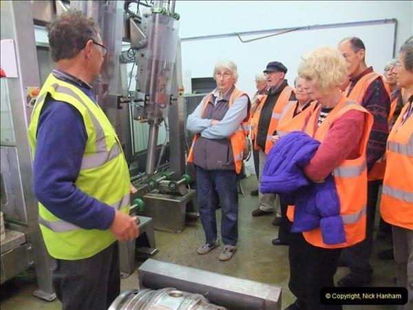 2013-05-08 Visit to Palmers Brewery, Bridport, Dorset. (87)087