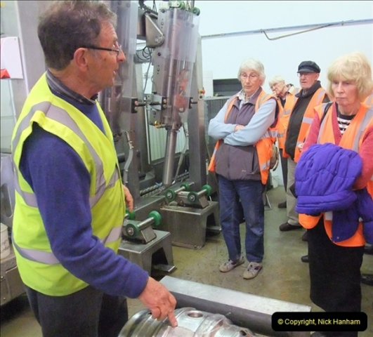 2013-05-08 Visit to Palmers Brewery, Bridport, Dorset. (88)088