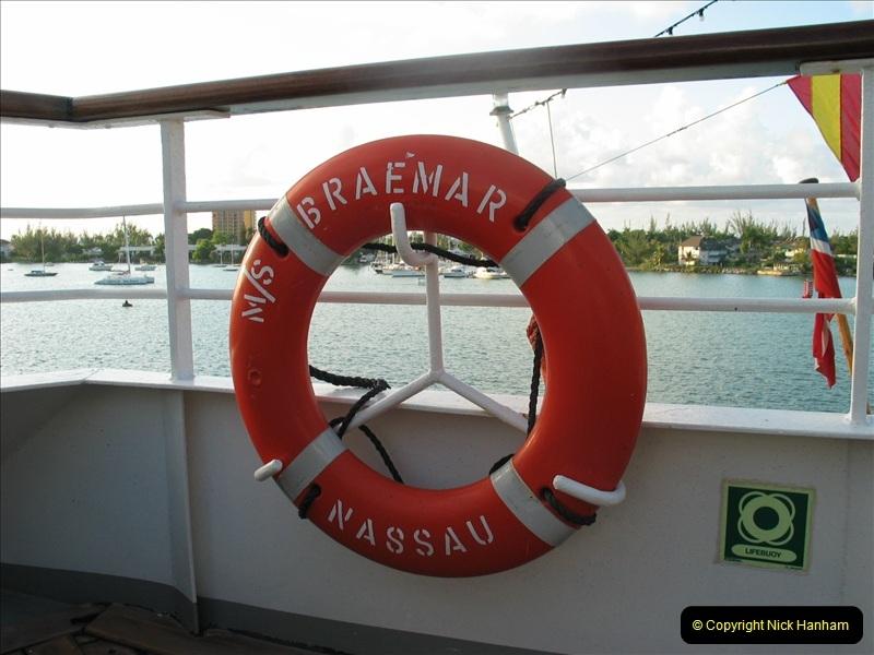 Panama Canal 10 to 24 November 2005