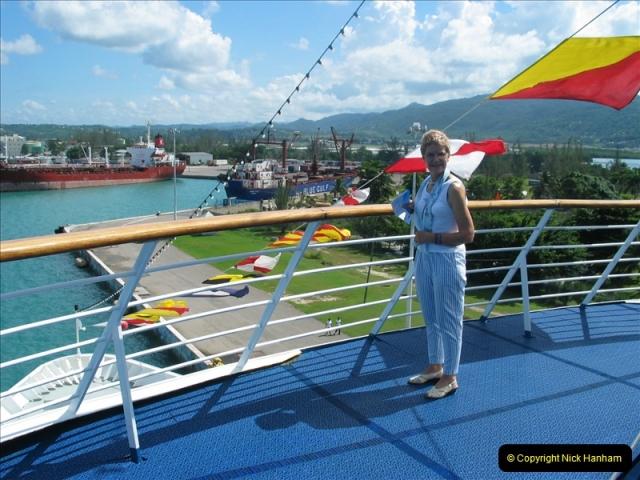 2005-11-10 & 11 Montego Bay, Jamaca.  (51)051