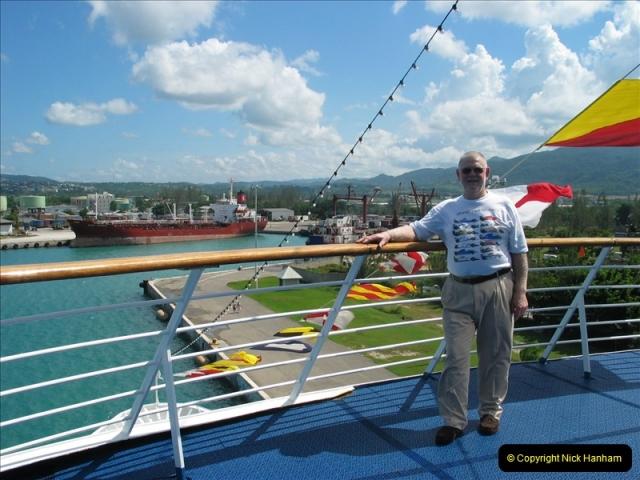 2005-11-10 & 11 Montego Bay, Jamaca.  (52)052