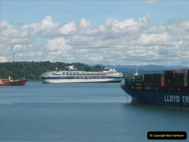 2005-11-18 PANAMA CANAL TRANSIT.  (23)347
