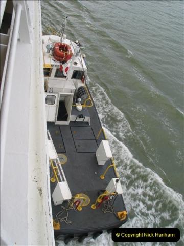 2005-11-18 PANAMA CANAL TRANSIT.  (49)373