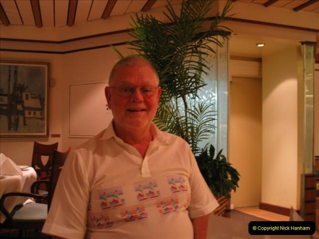 2005-11-18 PANAMA CANAL TRANSIT.  (55)379