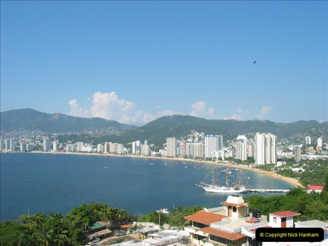 2005-11-23 & 24 Acapulco, Mexico.   (32)540