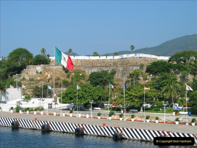 2005-11-23 & 24 Acapulco, Mexico.   (8)516