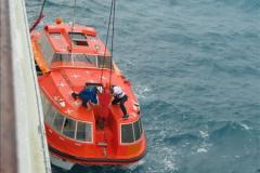 2005-11-15 Isla da Providencia (Columbia) Unable to tender in due to rough sea (6)155